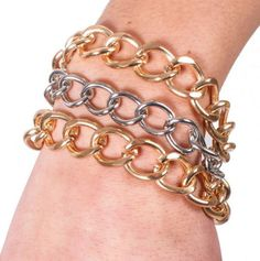 Multi Chain Bracelet - Womens Jewelry by Thyia - Events