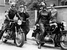 vintage bmw motorcycle leather - Google Search