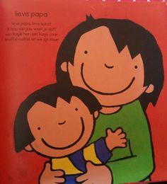 Versje vaderdag uit 'Anna's vrolijke versjes' Mamas And Papas, Diy And Crafts, Daddy, Anna, Boys, Fictional Characters, Baby Boys, Senior Boys, Fantasy Characters