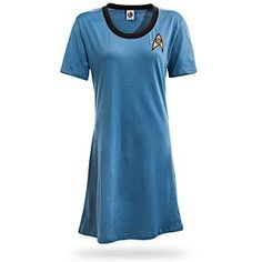Star Trek Dress costume science officer