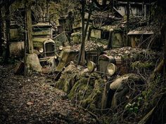 Car Graveyards Photography-4