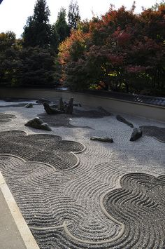 Tofuku-ji kyoto,Japan. So serene. Am I the only one that kind of just wants to jump in there and mix it all up. #disrespectfultouristwithadd