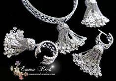 Корея стиле барокко камень алмаз кулон кистями длинные разделе 925 серебряные серьги стерлингового серебра Серьги Ожерелья импорт - Taobao