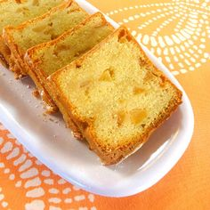 One Perfect Bite: An Apple and Cream Cheese Loaf Cake
