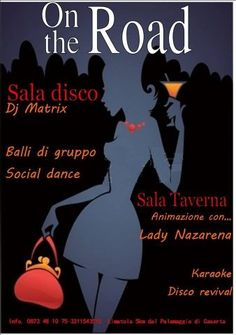 Sala Disco - On the road