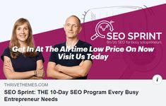 SEO Sprint is an accelerated 10-day online course designed to help busy entrepreneurs grow their organic search traffic. After completing the 10-day sprint, your website will be well on its way to winning several value-driven and highly specific keywords. You'll do this by learning how to create high-quality content with tight topical relevance. Enroll now to learn the 80/20 SEO framework every busy solopreneur needs to grow their online traffic in the most efficient way possible. Advertising Strategies, Digital Marketing Strategy, Marketing Strategies, Best Seo, Online Courses, Need To Know, Entrepreneur, Inspirational Quotes, Organic