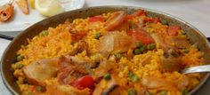 Paella indienne - Recettes Cookeo
