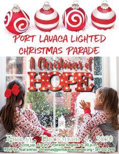 Christmas in Port Lavaca, TX Port Lavaca, Local Events, Rsvp, Christmas, Xmas, Navidad, Noel, Natal, Kerst