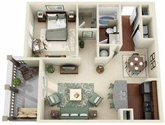 Odenton Apartments | Odenton Gateway | Floor Plans