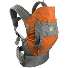 Onya Baby Outback Child Carrier - Wow, it also turns into seat for baby!!