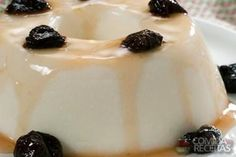 Receita de Manjar de coco com ameixa em receitas de doces e sobremesas, veja essa e outras receitas aqui!