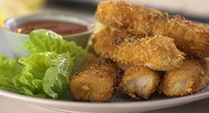 Baked Firecracker Fish Fingers - Do you need healthy and delicious recipes? Our selection of nutritional recipes are sure to satisfy. Breakfast, lunch, dinner, dessert and snacks, are sorted. Fish Finger, Finger Foods, Nutritional Recipes, Fresh Garlic, Firecracker, Fingers, Yummy Food, Lunch, Snacks