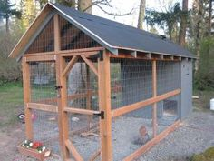 Feathered Landingss Chicken Coop Tons Of Progress Pictures