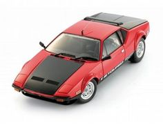 The Kyosho 1/18 De Tomaso Pantera GTS In Red And Black is a diecast model car and is part of the Kyosho 1/18 scale diecast model car range. Discounts on all Kyosho diecast model cars at      Wonderland          ...