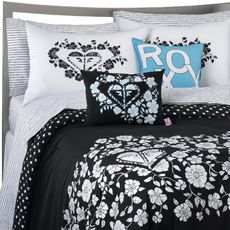 Roxy Bedding, Heart and Soul Comforter Sets