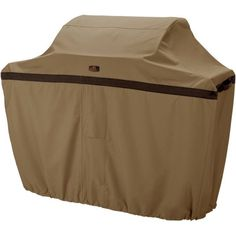 Even small grills deserve the incredible protection offered by Classic Accessories Hickory Small BBQ Grill Cover . This durable grill cover easily slides. Small Bbq, Small Grill, Large Bbq, Small Patio, Barbecue Grill, Grilling, Hickory Bbq, Patio Storage, Patio Grill
