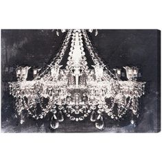 Shop Wayfair for Oliver Gal Dramatic Entrance Night Graphic Art on Canvas - Great Deals on all Decor products with the best selection to choose from!