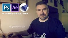 Tutoriales photothosp, Cinema4d y After Effects by @ildefonsosegura (
