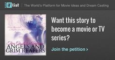 Please support the book for a chance to become a movie or TV series!