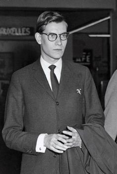 Yves Saint-Laurent  - Photos AFP