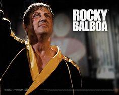 Rocky Balboa..Classic send off