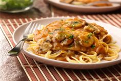 Grab your boneless chicken and our savory skillet sauce and in just 15 minutes dinner is ready to be served. Enjoy the delicious flavors of chicken Marsala without all the planning, shopping for multiple ingredients,or mess typically required to make this classic Italian dish.