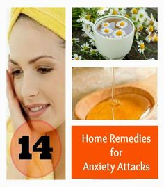Natural Home Remedies for Anxiety | Medi Tricks