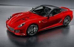 599 GTO Ferrari models - http://autotras.com