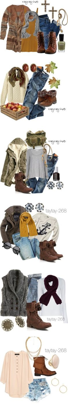 """""""Cool Combat Boots"""" by taytay-268 on Polyvore"""