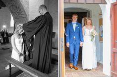 Kirchliche Trauung, Hochzeit, Hochzeitsreportage