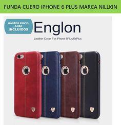 71330ff64dc Fundas de cuero iPhone 6 Plus Englon - Tienda fundas móviles: Fundas  carcasas iPhone 6 Plus - Tienda online YOUGAMETRONICA