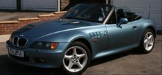 """1997 BMW Z3- debuted in the James Bond film """"Die Another Day"""""""