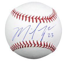 Michael Taylor Autographed Baseball - PSA/DNA #SportsMemorabilia #PhiladelphiaPhillies #SweetSpot