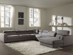 Design zitbanken en moderne leren zitbank online | Banken - Pagina 1 | Meubeltrack Decor, Living Room, Furniture, House, Interior, Sectional Couch, Home Decor, Sofa Colors, Interior Design