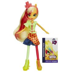 My Little Pony Equestria Girls Applejack Doll - Rainbow Rocks My Little Pony http://www.amazon.com/dp/B00I67FI88/ref=cm_sw_r_pi_dp_H0pRwb1YS6WF4