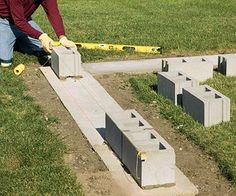 Building corners