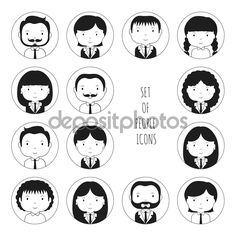 depositphotos_63128335-Set-of-monochrome-silhouette-office-people-icons.-Businessman.-Businesswoman.-Cartoon-hand-drawn-faces-sketch-pictogram-for-your-design.-Collection-of-avatar.-Trendy-doodle-style.-Vector-illustration..jpg (1024×1024)