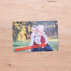 Use these overlays to add text and graphics to your photos without the use of your computer! They are perfectly clear with bold colored printing so only the det