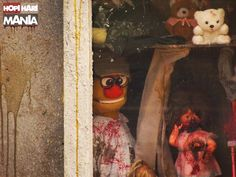 13ª Hora do Horror | Hopi Hari 2014