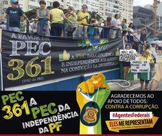 FENAPEF - Fenapef parabeniza os brasileiros pelo movimento