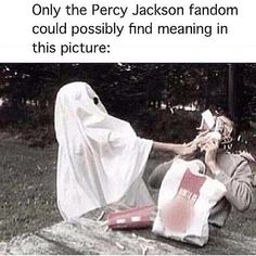 *slow clap for the Percy Jackson fandom*
