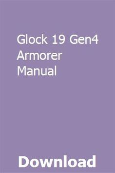 13 Best Glock 19 Gen4 images in 2017   Handgun, Hand guns