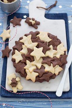 A stars pie by Chiarapassion! #recipe #Christmas #Natale #ricetta