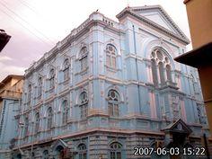 Sasoon Synagogue Mumbai