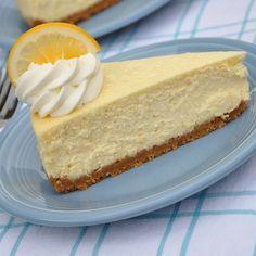 Cheesecake de limão fácil - Amando Cozinhar - Receitas, dicas de culinária…