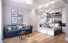 дизайн комнаты 16 кв м в однокомнатной квартире фото с перегородкой: 9 тыс изображений найдено в Яндекс.Картинках