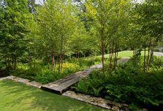 jeffrey carbo landscape architects / woodland rain gardens, caddo parish louisiana