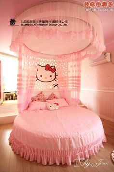 Hello Kitty Bunk Beds | Round Beds | The Best Pictures Of Round Beds | Picpedia™