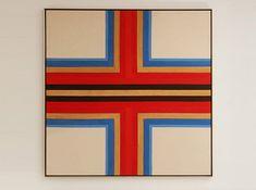 Wyeth Alexander modern op art