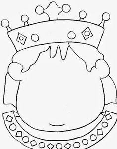 Great empty face for emotions to be adde Coloring Sheets, Coloring Pages, Castles Topic, Chateau Moyen Age, Castle Crafts, Fairy Tale Crafts, Art For Kids, Crafts For Kids, Petunia